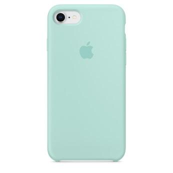 Силиконовый чехол для iPhone 8/7 цвет «зелёная лагуна»