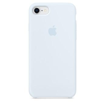 Силиконовый чехол для iPhone 8/7 цвет «голубое небо»